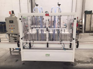 MM MD-6 Filling machine - Various equipment