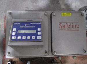 Detector de metales Safeline 50H