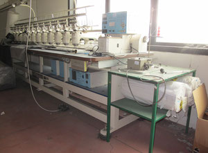 Used Barudan BEJM I UF12 One head / multi-heads embroidery machine