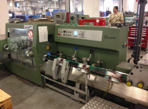 Muller Martini Prima 6+1 saddle stitcher