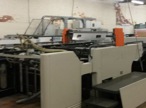 SAKURAI MAESTRO 102 Screen printing machine