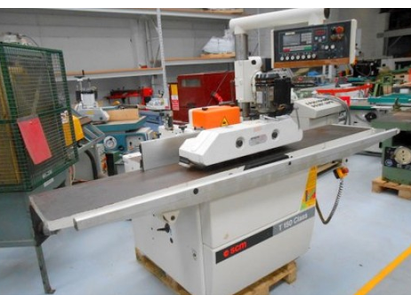 SCM T 150 HSK Used spindle moulding machine - Exapro