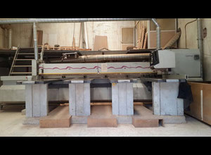Sierra a tablas Holzma OPTIMAT HPP81/42/