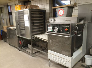 Used WP Multimatic MUS 6 head Dough divider
