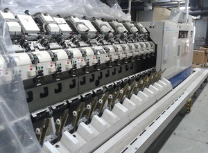 Used Murata MVS 851 Spinning machine