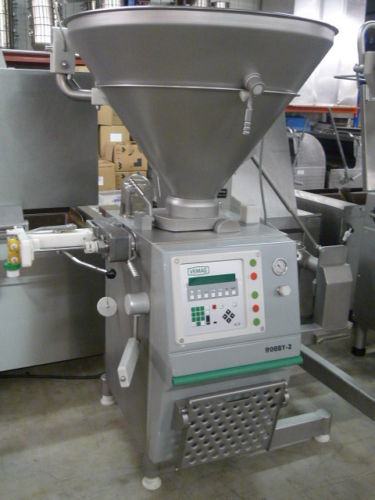 Vemag Robby 2 Vacuum filler - Exapro