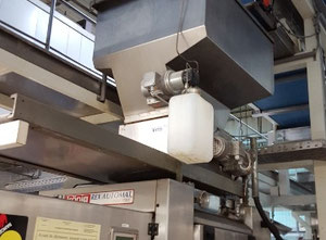 Used Konig Industrie Rex Automat T 8 S-1 Dough divider