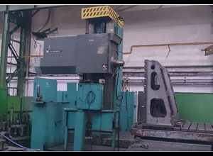 TOS WHN 13.4 C Table type boring machine
