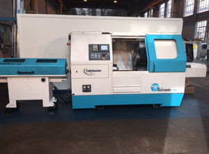 Used Colchester Tornado 220 cnc lathe