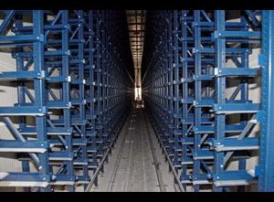 Cremalleras de paleta System Logistics ROBOSTORE RS50