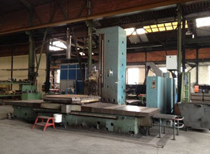 Tos WHN 13 A Table type boring machine