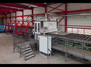 Grindingmaster Timesavers 2600 Полировка / станки для снятия заусенцев