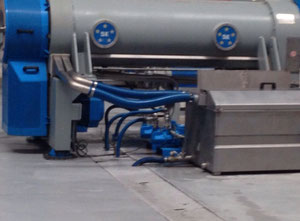 Pieralisi SPI 7 Continuous line for processing of olive oil
