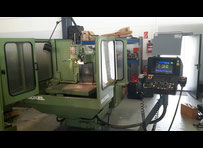 Deckel FP4 A universal milling machine Dialog 11