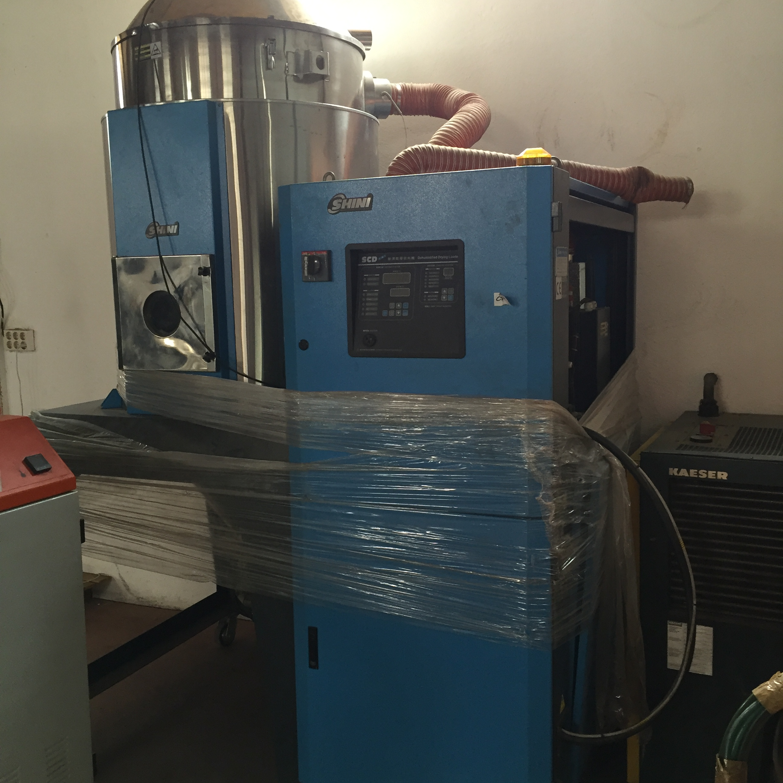 machine de recyclage plastique shini 30850 machines d. Black Bedroom Furniture Sets. Home Design Ideas