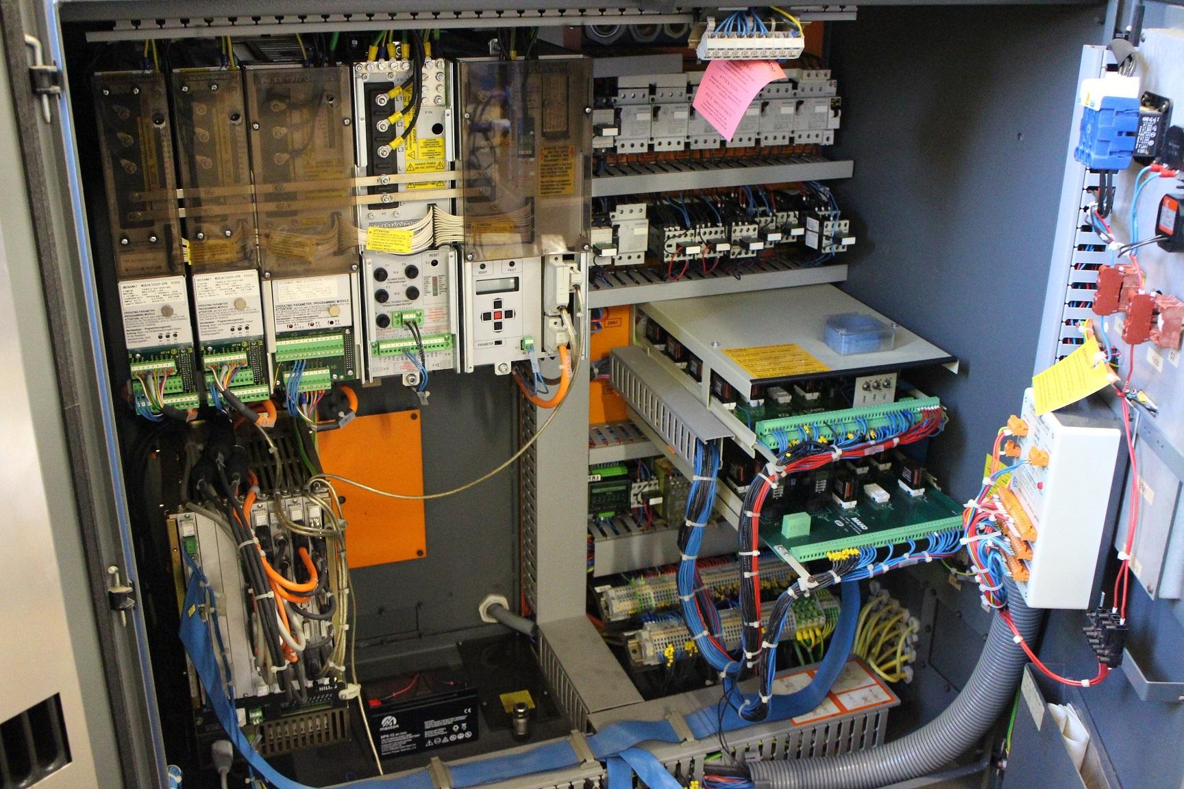 maho mh 600e universal milling machine exapro 1 6