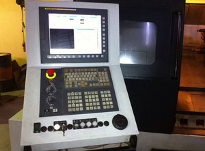 Torno cnc Spinner .