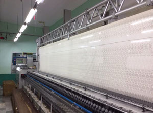 Lasser Prime ATC Embroidery machine