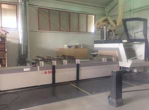 Cnc woorking center Scm Record 110 PRISMA