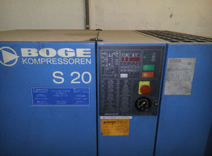 Doge S20 screw compressor