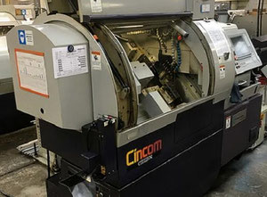 Citizen C16 VII Swiss type lathe