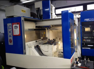 Huron KX 15 Machining center - 5 axis