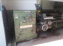 Romanian 5000 mm heavy duty lathe