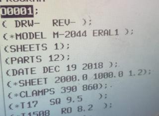 Muratec Motorum-2044 EZ P60901016