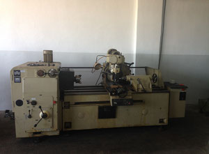 WMW Heckert ZFWVG Horizontal gear hobbing manual machine