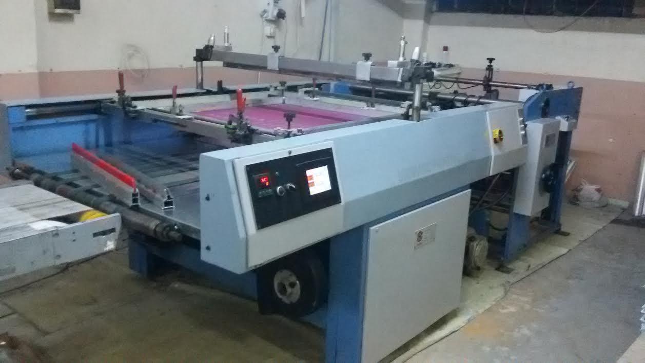 Siasprint 100 X 70 Screen Printing Machine Exapro