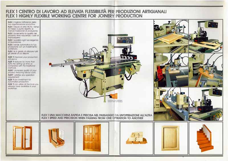 scm t130 spindle moulder manual