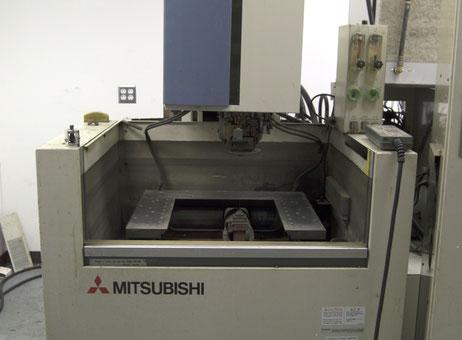 mitsubishi edm machine