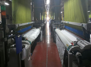 Vamatex Leonardo 340 cm Loom with jacquard