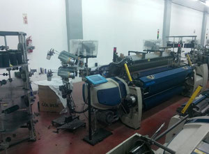 Picanol Optimax Rapier loom