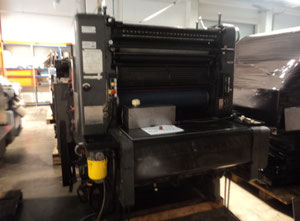 Heidelberg SORD Offset one colour