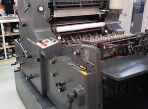 Heidelberg MO-E Offset one colour