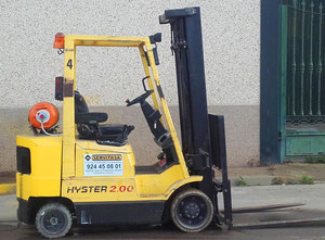 Hyster S2.00 XM