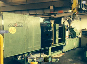 Maico Saving 420 Injection moulding machine