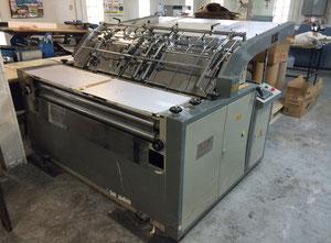 Kaszerownica, maszyna laminująca do formatu B0