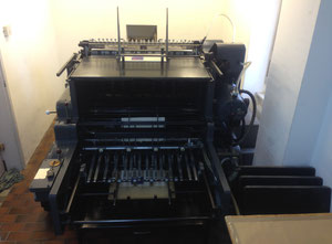 Heidelberg SBB Offset one colour