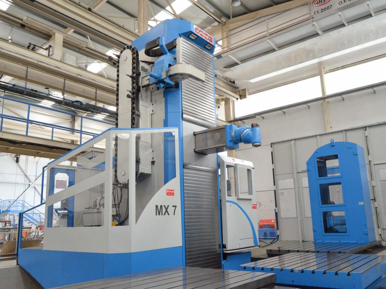 JUARISTI MX 7 Floor type boring machine CNC - Exapro