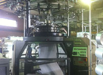 6x Mayer & Cie MCPE 1.6 Circular knitting machine