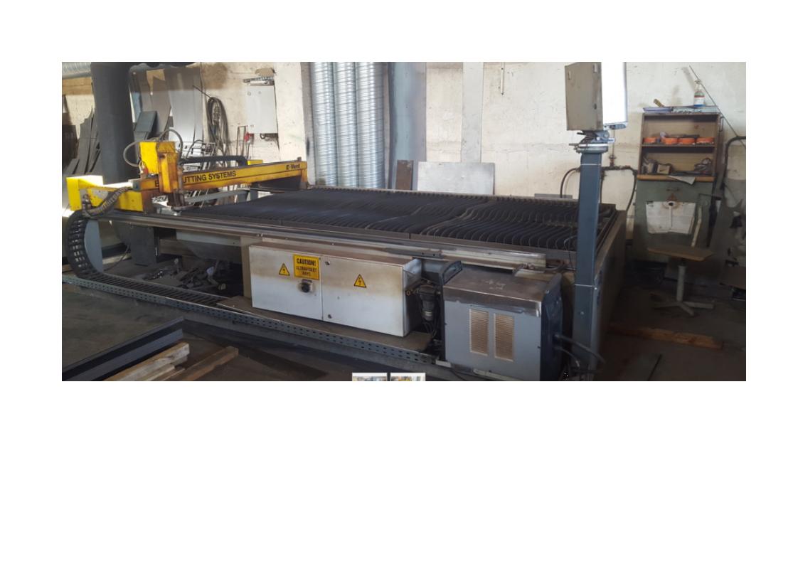 Esab Event Cutting Machine Plasma Gas Exapro