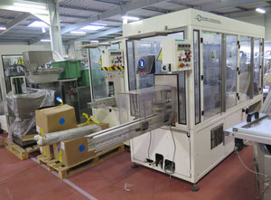 Sleever International Powerskinner MSA 5620 LS5 Miscellaneous packaging machine