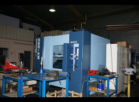 Centre d'usinage 5 axes MATSUURA MX-850