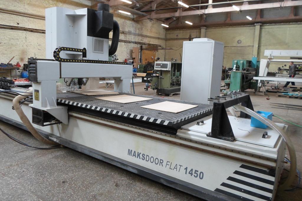 new price makser team mf 1450 wood cnc machining center used machines exapro