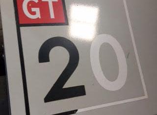 Haas GT 20 P60920059