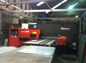 Amada arcade 212 Stanz- und Nibbelmaschine CNC