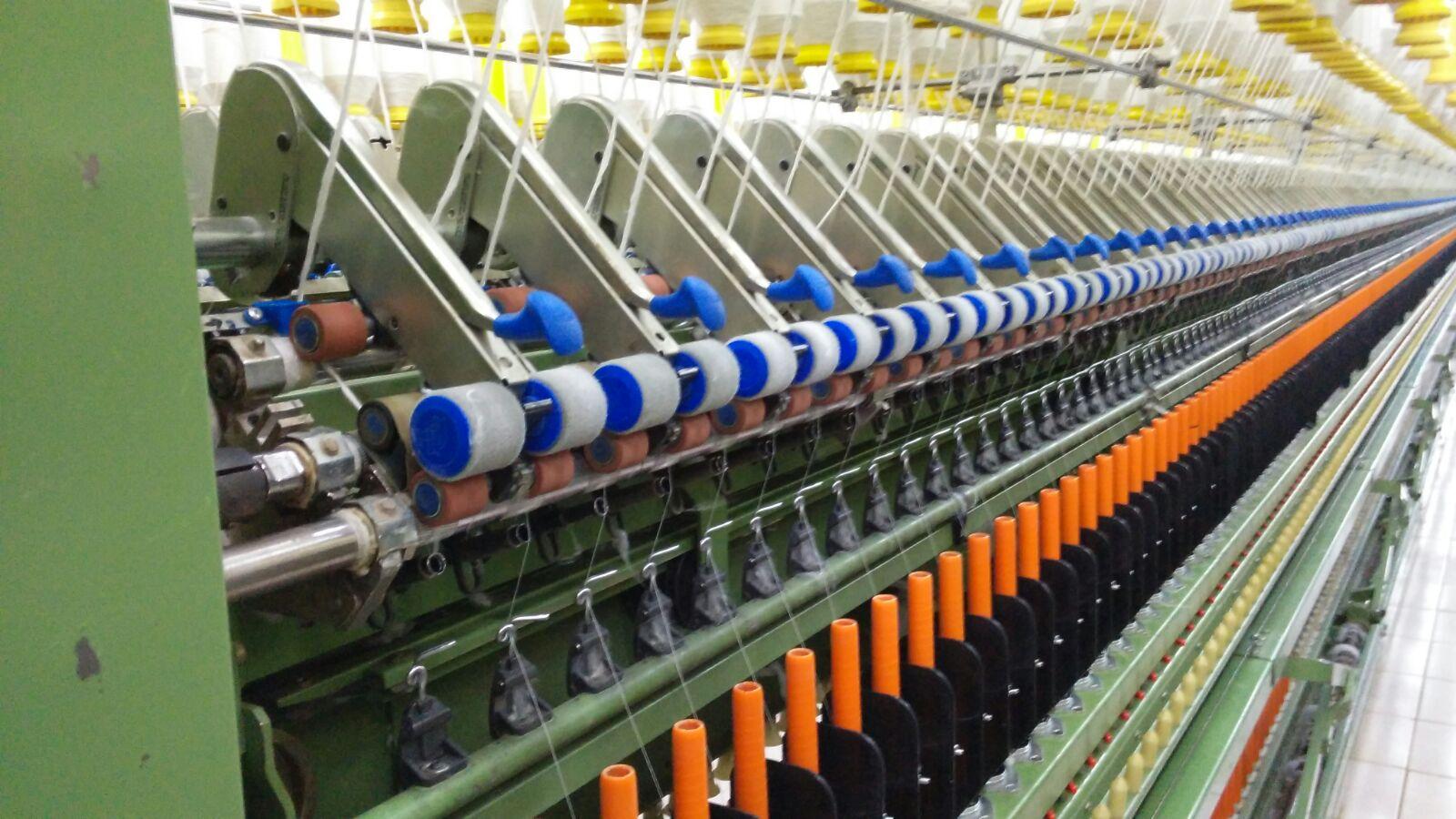 Süessen Fiomax 1000 Spinning machine - Exapro