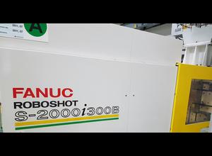 Presse à injecter électrique Fanuc S-2000I300B